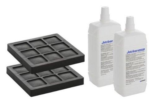Preisvergleich Produktbild Geberit Aktivkohlefilter und limpiacabezales Set für inodoros-bidé G eberit AquaClean (2UD.) (240.626.00.1)