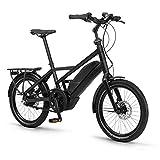 Winora Radius Tour 20'' 8v Yamaha 500wh Taglia Unica Nero 2020 (City Bike Elettriche)