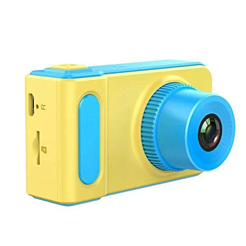 WEISY Digitale Spielzeugkamera Kinder, Kinder Mini Kamera 2 Zoll Bildschirm IPS HD für Mädchen Jungen Foto Video Rekord Kleinkind Geburtstagsgeschenke (Kostüme Diy Kleinkind)