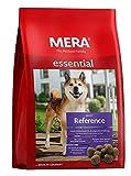 MERA Essential Hundefutter Reference, Trockenfutter mit Einer Rezeptur ohne Weizen für Hunde mit Einer normalen Aktivität, 1er Pack (1 x 12.5 kg)