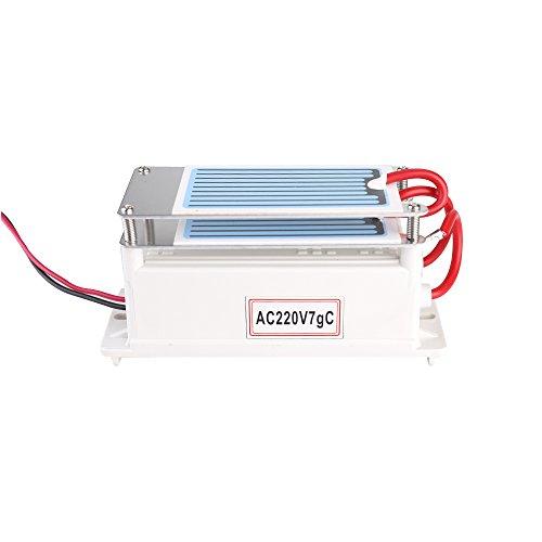 KKmoon Generador cerámica portátil ozono generador