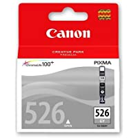 CLI-526 Grey Original Canon Ink Cartridge for Canon Pixma ix6550, MG5120, MG5220, MG6100, MG6120, MG6150, MG6220, MG6250, MG8120, MG8150, MG8220, MG8250 - Canon 526