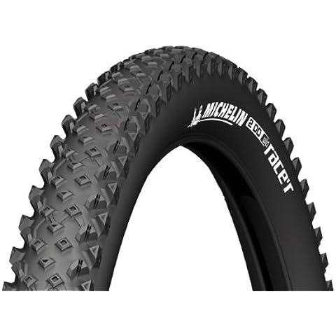 Michelin 26X2.25 Wild Race R-Advanced Tubeless Ts - Cubierta de bicicleta