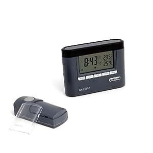 TeckNet® Wireless Doorbell Door Chime With Thermometer & Clock
