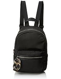 Bashh Backpack, Womens Schwarz (Black), 12.5x30x23 cm (B x H T) Steve Madden