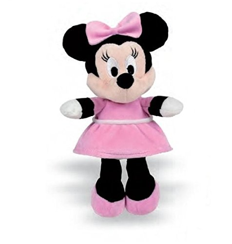 "Mickey Mouse Clubhouse Flopsie Soft Plush Toy -Minnie 8""/20cm"