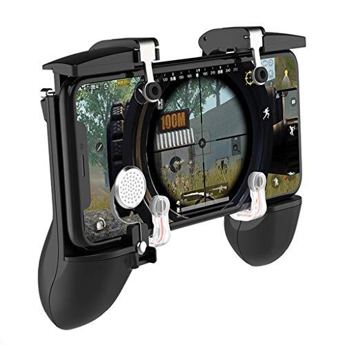 Tensay EL controlador de juegos móvil PUBG, EL Gamepad portátil resuelve los disparos sensibles, las teclas de destino y EL Gamepad para disparar. Como Volant