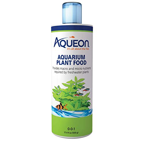 Aqueon Water Care Aquarium Plant Food, 16-Ounce by -