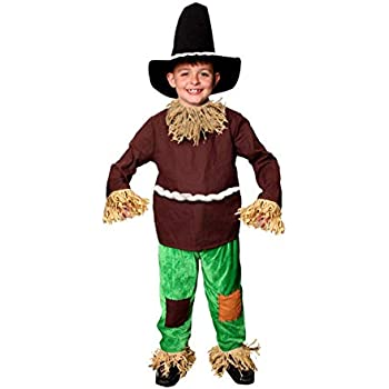 WIZARD OF OZ//on the Farm THE SCARECROW Fancy Dress Costume All Ages