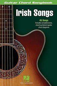 GUITAR CHORD SONGBOOK: IRISH SONGS  PARTITURAS PARA GUITARRA  TEXTOS Y ACORDES