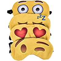 Schlafmaske mit Emoji-Motiv, Schlafmaske, 3D-Druck, 1 Stück preisvergleich bei billige-tabletten.eu