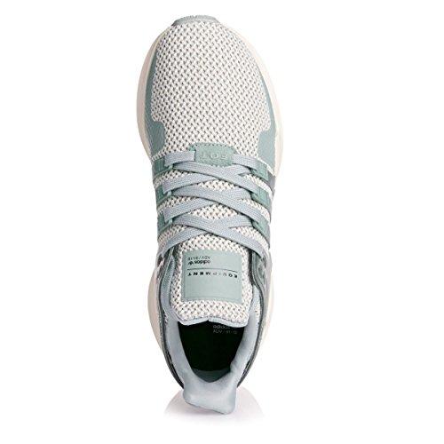 Adidas Equipment Support Adv, Chaussures De Sport Basses Tactiles Vert-tactile Vert-off Blanc