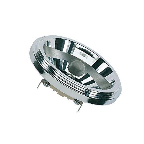 Osram Halogen-Reflektor, Halospot, G53-Sockel, Dimmbar, 12 Volt, 35 Watt - Ersatz für 50 Watt, 24 ° Abstrahlungswinkel, Warmweiß - 2900K (35w Halogen-glühlampe)