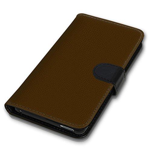 Wallet Book Style Flip Handy Tasche Case Schutz Hülle Schale Motiv Etui für Apple iPhone 4 / 4S - Variante UMV8 Design12 Design 3