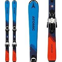 ATOMIC Vantage JR 130-150 + L 6 GW Esquís, Adultos Unisex, Multicolor (Multicolor), 130 cm
