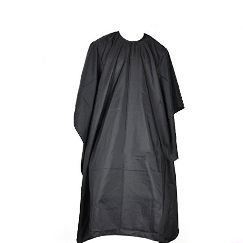 Vococal® Waterproof Salon Hair Cutting Cape Shampoo Cape Fabric Hairdressing Gown 95 x 140 cm
