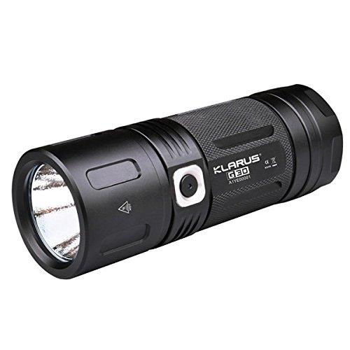Global Klarus G30 MT-G2 2450LM double interrupteur Super Bright LED lampe de poche