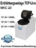 Wasserenthärter Top-Line MKC 20 Wasserenthärtungsanlage-Enthärtungsanlage-Entkalkungsanlage-Weichwasseranlage