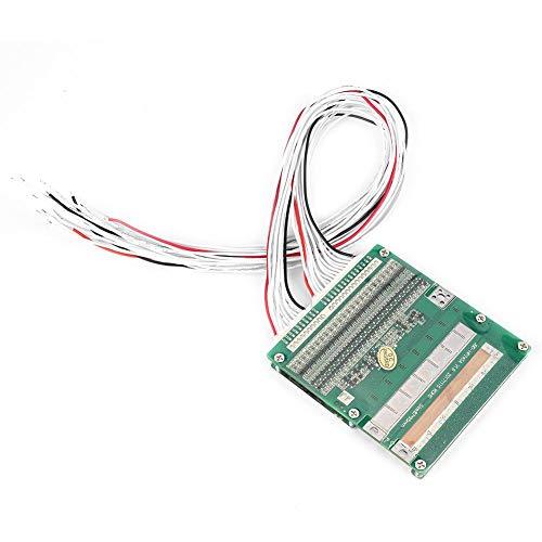 Scheda di protezione della batteria al litio, scheda di protezione di ricarica della batteria agli ioni di litio 24S 3.2V 30A BMS Stessa porta con bilanciamento