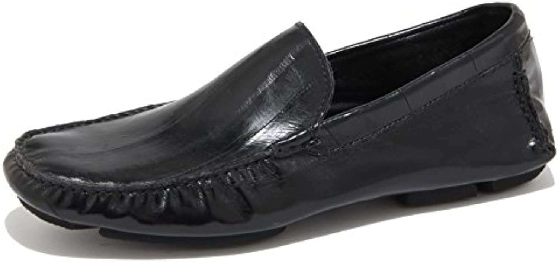 uk availability 45454 2ea36 Brighton 4007N Mocassino Scarpe Uomo scarpe Men Nero   Costi medi   Uomini Donne  Scarpa