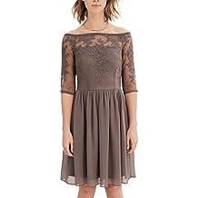 Suchergebnis auf Amazon.de für  ESPRIT Collection Kleid braun 0e9530bd5a