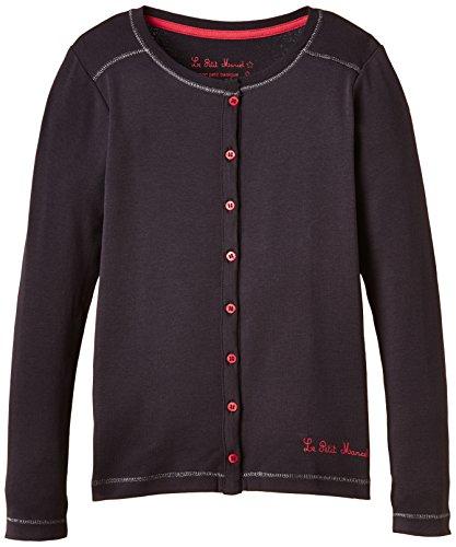 Little Marcel - GALICO EF, T-shirt per bambine e ragazze, grigio (gris carbone), 12 anni (Taglia produttore: 12)