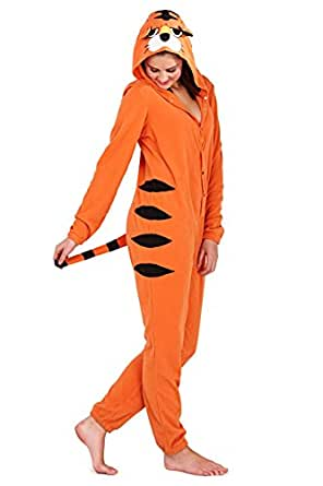 Loungeable Tiger Onesie - X Small