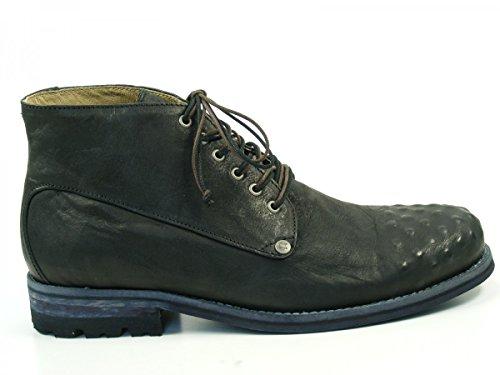 Dkode Tean Schuhe Herren Schnürschuhe, schuhgröße_1:43 EU;Farbe:noir