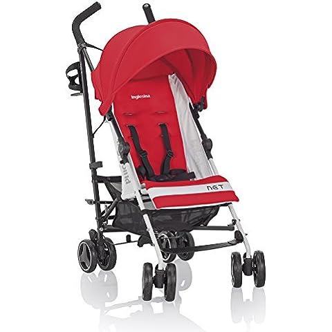 Inglesina NET Paprika - Silla de paseo, color rojo