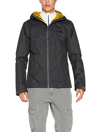 The North Face Frost Peak – Chaqueta hombre, Hombre, color gris, tamaño small