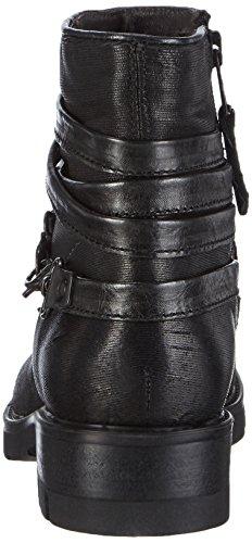 Mjus 582205-0201-0001 Damen Kurzschaft Stiefel Schwarz (Ferro+nero)