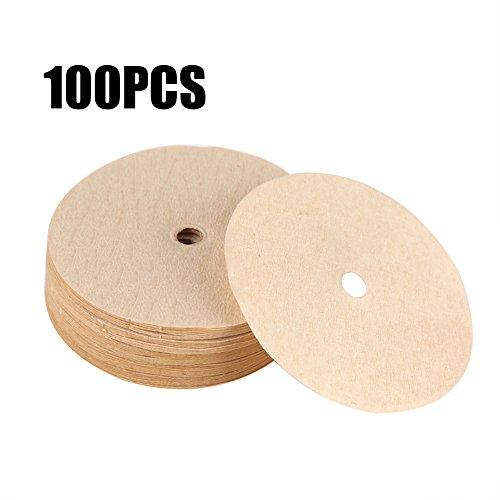 100er Kaffeemaschine Ersatz Papierfilter Sieb Vietnam Topf Kaffee Filterpapier Kaffeemaschine Filter