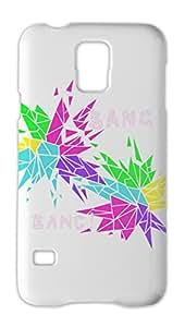 Bang Bang Splash Samsung Galaxy S5 Plastic Case