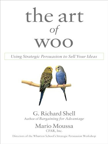 The Art of Woo: Using Strategic Persuasion to Sell Your Ideas (English Edition) -