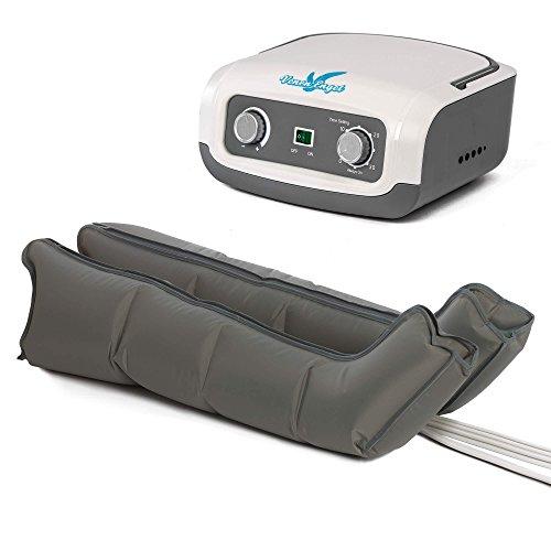 VENEN ENGEL ® Druckwellen Massage-Gerät :: gleitende Massage mit 4 Luftpolstern :: Einfachste Handhabung & Top-Service
