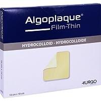 Preisvergleich für ALGOPLAQUE Film 10x10 cm dünn.Hydrokoll.Verband 10 St Verband