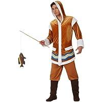 Atosa - Disfraz de esquimal para hombre, talla M/L (16452)