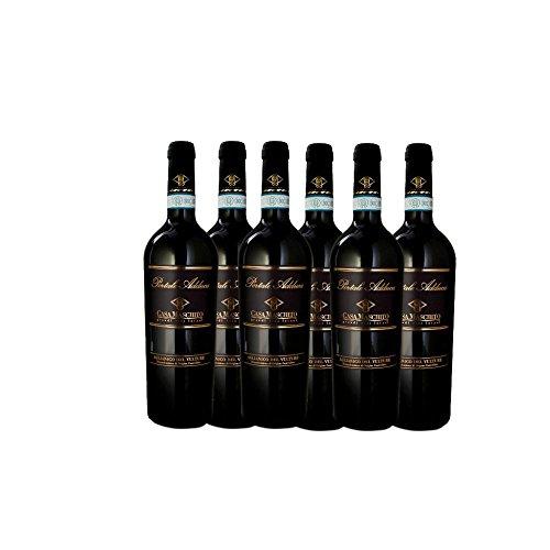 Vino rosso Aglianico del Vulture Casa Maschito Portale Adduca è un Rosso corposo affinato in botti di rovere per 12 mesi Ottimo l'abbinamento a primi piatti saporiti a base di sughi rossi e secondi di carne
