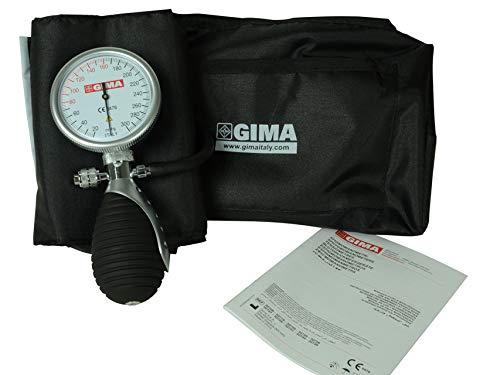 Zoom IMG-1 sfigmomanometro boston con bracciale nero