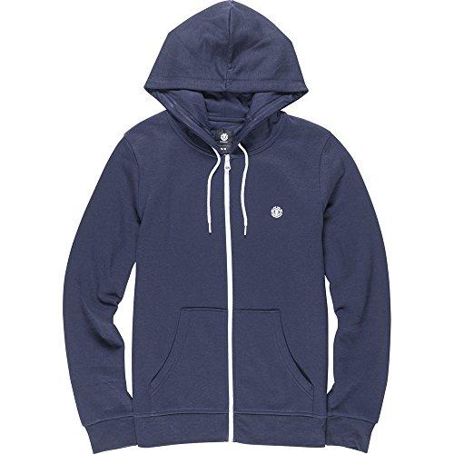 Cornell Zip Hoodie Größe: XL Farbe: Navy (Kapuzenjacke Navy)