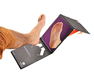 Solesee Foot Inspection Mirror for Diabetic Feet - inexpensive UK light store.