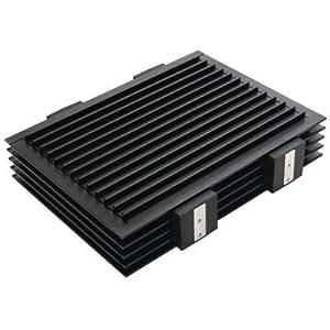 """Scythe SCH1000 Dissipateur pour disque dur 3,5"""" Aluminium"""