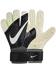 Nike GK Premier SGT - Guantes unisex, color negro / blanco, talla 11