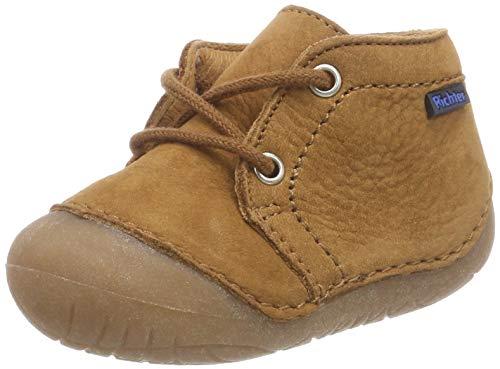 Richter Kinderschuhe Unisex Baby Richie Sneaker, Beige (Cognac 2900), 22 EU