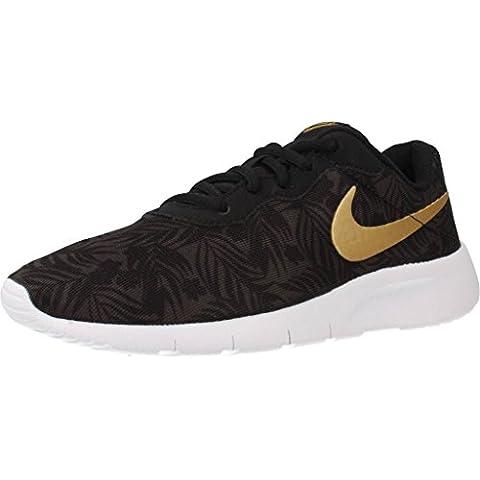 Nike Tanjun Print (Gs), Zapatillas de Running Para Hombre