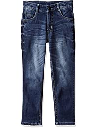 612 League Boys' Straight Regular Fit Jeans