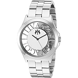 Jivago Women's 'Fun' Swiss Quartz Stainless Steel Casual Watch (Model: JV8410)