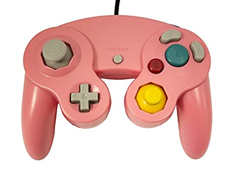 Replacement Pink Controller for Gamecube by Mars