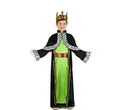 Kostüm Gaspar - Zzcostumes Magic King Kostüm Gaspar GRÖßE 3-4