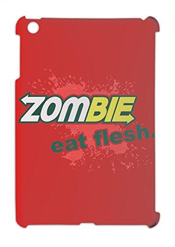 Zombie Eat Flesh iPad mini - iPad mini 2 plastic case, coques iphone